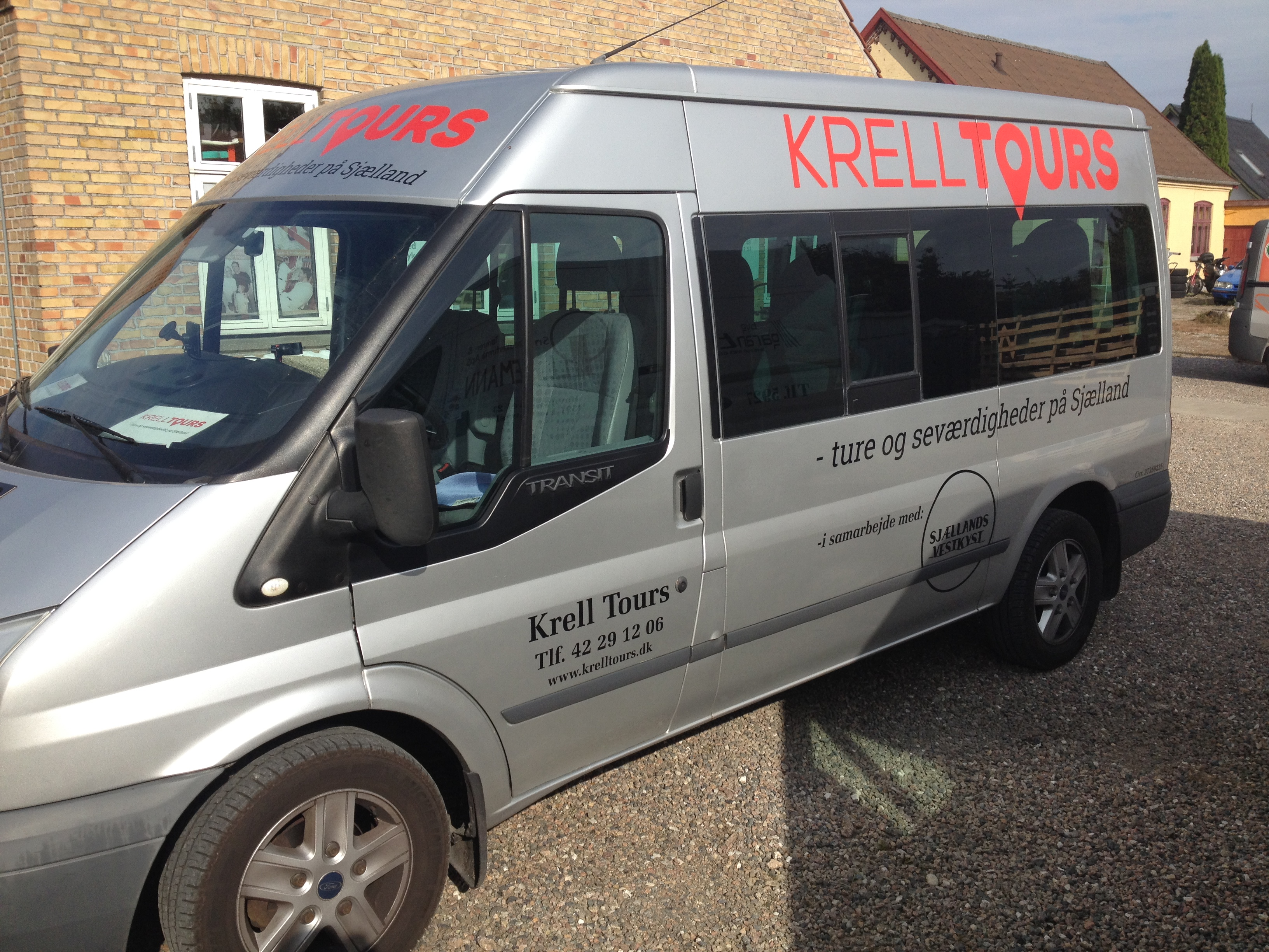Krell Tours bildekoration
